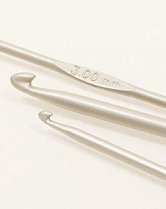 DROPS Virknålar Basic aluminium