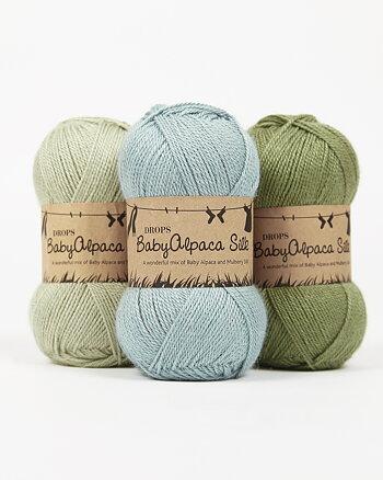 Fyndpåse BabyAlpaca Silk