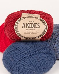 DROPS Andes Uni Colour