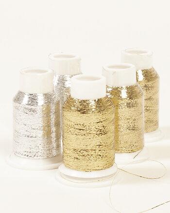 DROPS Glitter Gold & Silver