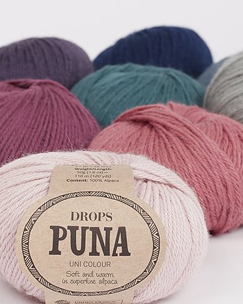 DROPS Puna Uni Colour