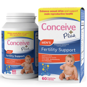 Conceive Plus Men's Fertility Support 60 kapslar - Sasmar