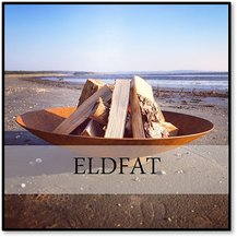 Eldfat