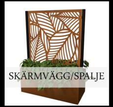 Skärmvägg/Spaljé