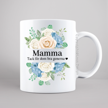 Mug - Flowers #7