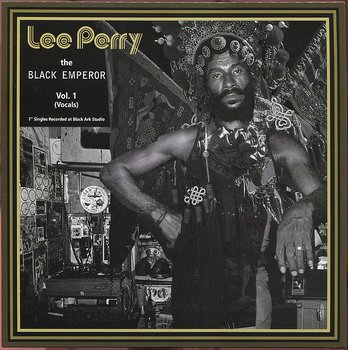 Lee Perry The Black Emperor Vol.1 (Vocals)