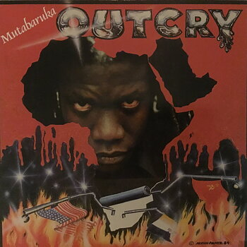 Mutabaruka ‎– Outcry