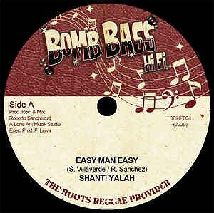 Shanti Yalah - Easy Man Easy