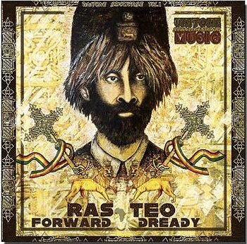 Ras Teo ‎– Forward Dready
