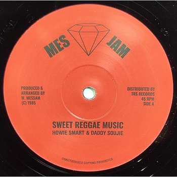 Howie Smart & Daddy Soujie - Sweet Reggae Music / Beatitude