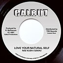Ras Kush-I Sakhu ‎– Love Your Natural Self