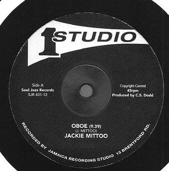 Jackie Mittoo – Oboe / Wall Street