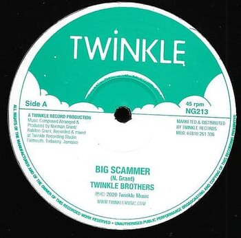 Twinkle Brothers - Big Scammer / Worry Bout Me