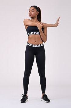Squad Hero Scrunch Butt Tights, black, S
