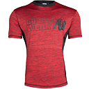 Austin T-Shirt, red/black