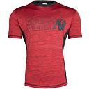 Austin T-Shirt, red/black