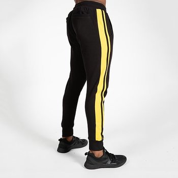 Banks Pants, black/yellow