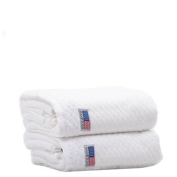 Towel Shinnecock White 2-pcs