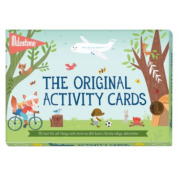 Milestone Activity Cards SE