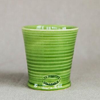 Carreaux mugg grön