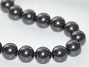 PÄRLA | Black Pearl - 8 mm