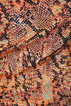 REPTILE - orange/ 10-m klipp