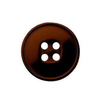 KNAPP - brun 16 mm