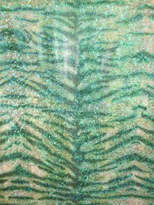 GLITTERTIGER - grön