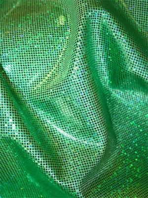 GLITZY -  grön