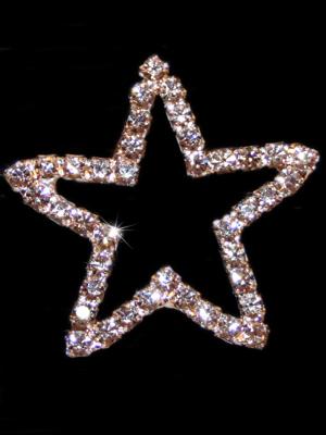 """PINS -  """"Crystalstar"""""""