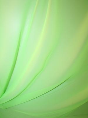 CHIFFON | Grön - neon