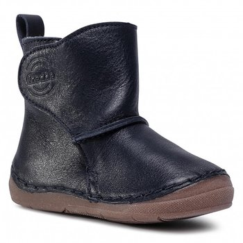 Froddo - Leon Dark Navy Barefoot winter shoes, Size 20-30