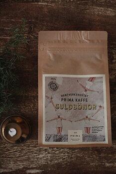 KAFFE - GULDBÖNOR PRIMA (HELA BÖNOR)