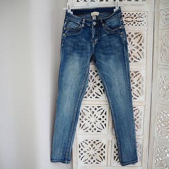 Jeans Slim DENIM (tre storlekar) - d´NADA