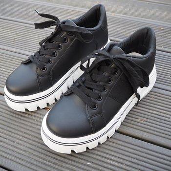Sneakers Chunky SVART