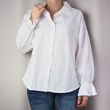Skjorta Estelle One Size VIT - d´NADA