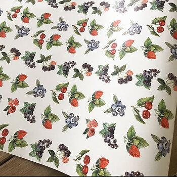 Wrap paper Bär
