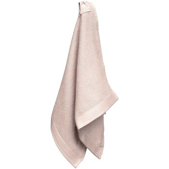 Everyday hand towel 40x70,  pale rose - The Organic Company
