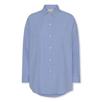 Strands Havet Mommy shirt, Bel Air blue - Konges Slöjd