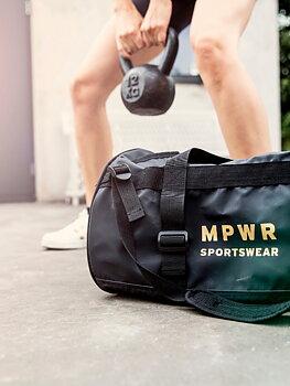 Gym Bag - Stor Träningsväska