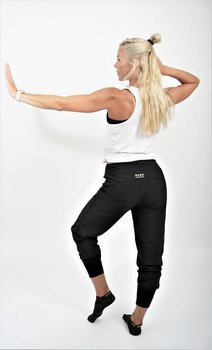 Sporty Pants Gold