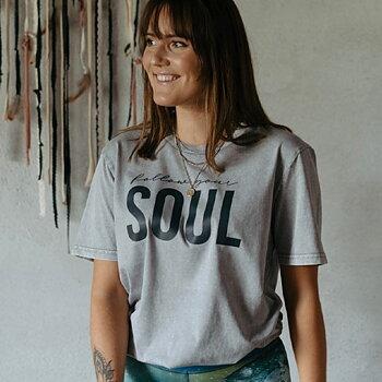 "T-Shirt ""Follow Your Soul"""