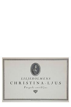 Christina tändsticksask