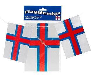 Flaggleinkja A5.  3,5m