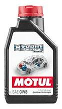 MOTUL Hybrid 0W8