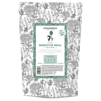Wonderboo Sensitive Meal 750g