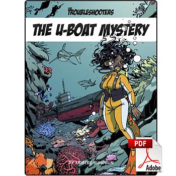 U-boat Mystery Scenario Book (Standard Edition) (PRE-ORDER)