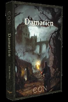 Damarien, expansion (in Swedish)