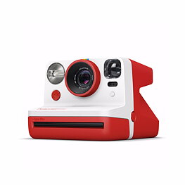 POLAROID NOW RED
