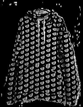 Logopattern Hoodie
